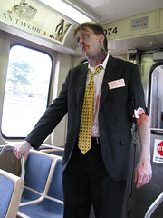 Zombie commuter 2