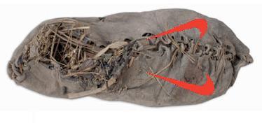 World's Oldest Leather Shoe