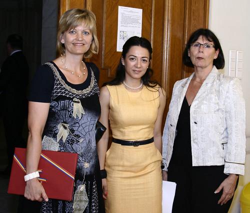 Oana Niculescu-Mizil la Comisia de Afaceri Europene2