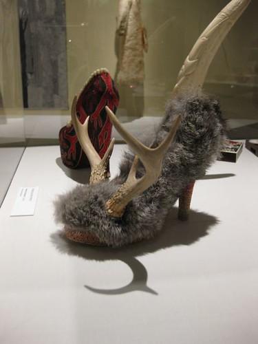 Creepy Shoe