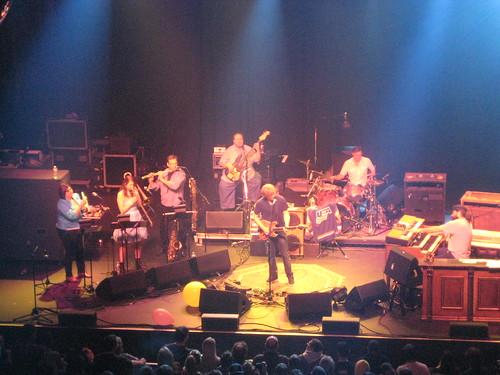 Trey Anastasio Band 2/16/10 @ Terminal 5, NYC