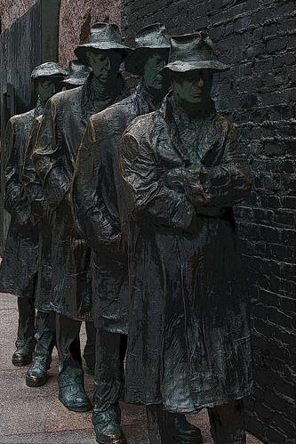 7064a Franklin Delano Roosevelt Memorial, Washington, DC