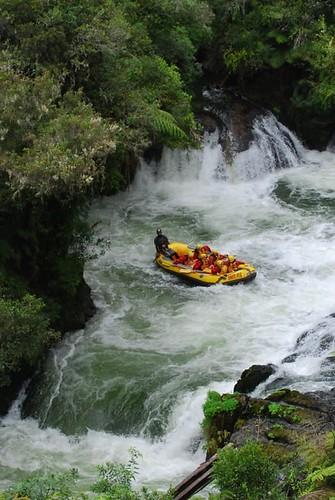 Rotoura Rafting! 1