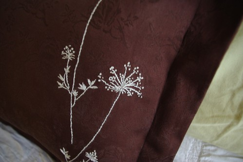 Embroidery Close-Up