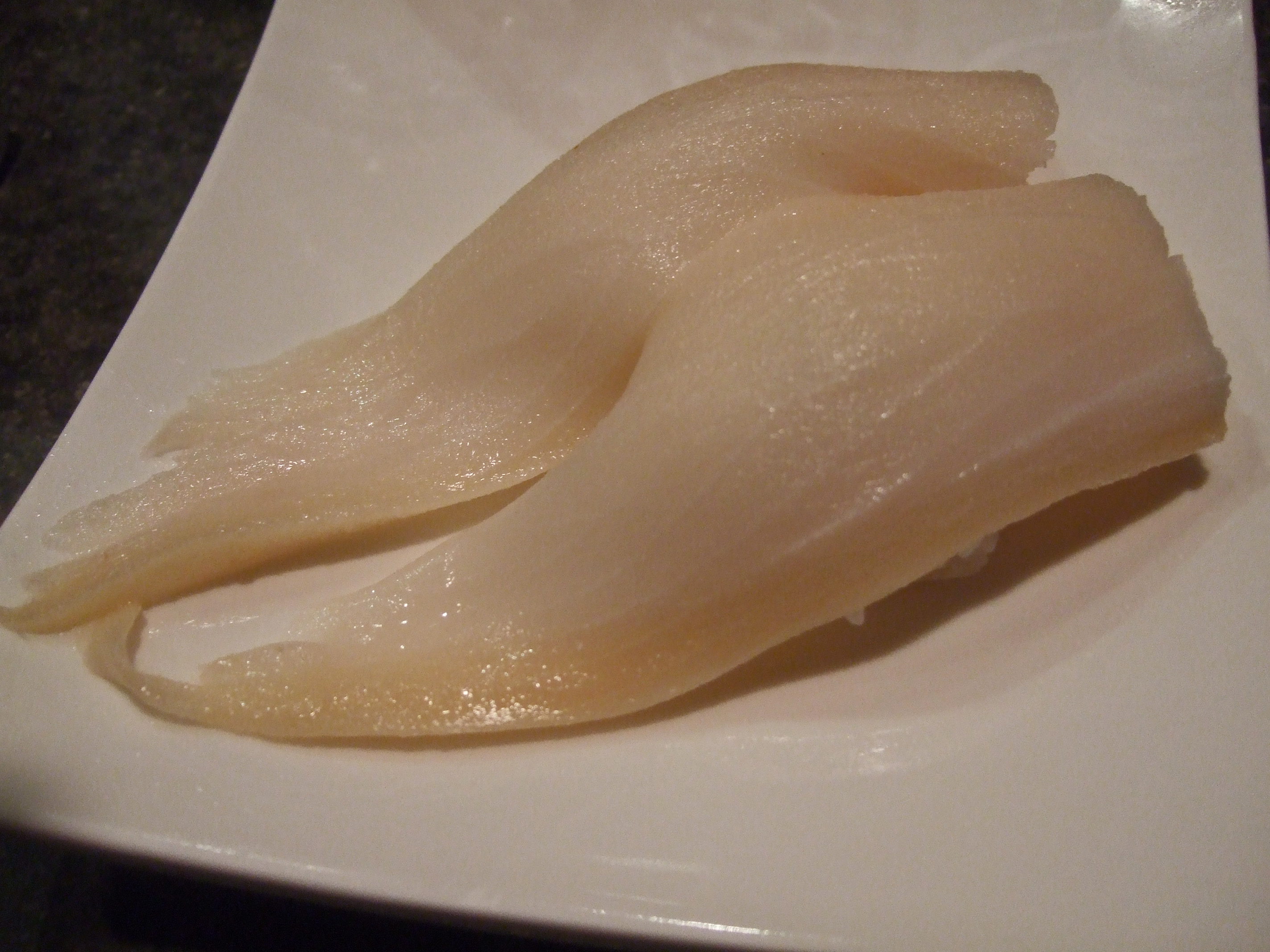 Butterfish and anal leakage