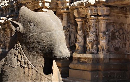 Pallava Sculpture