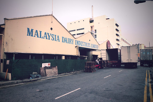 Malaysian Dairy Industries warehouse