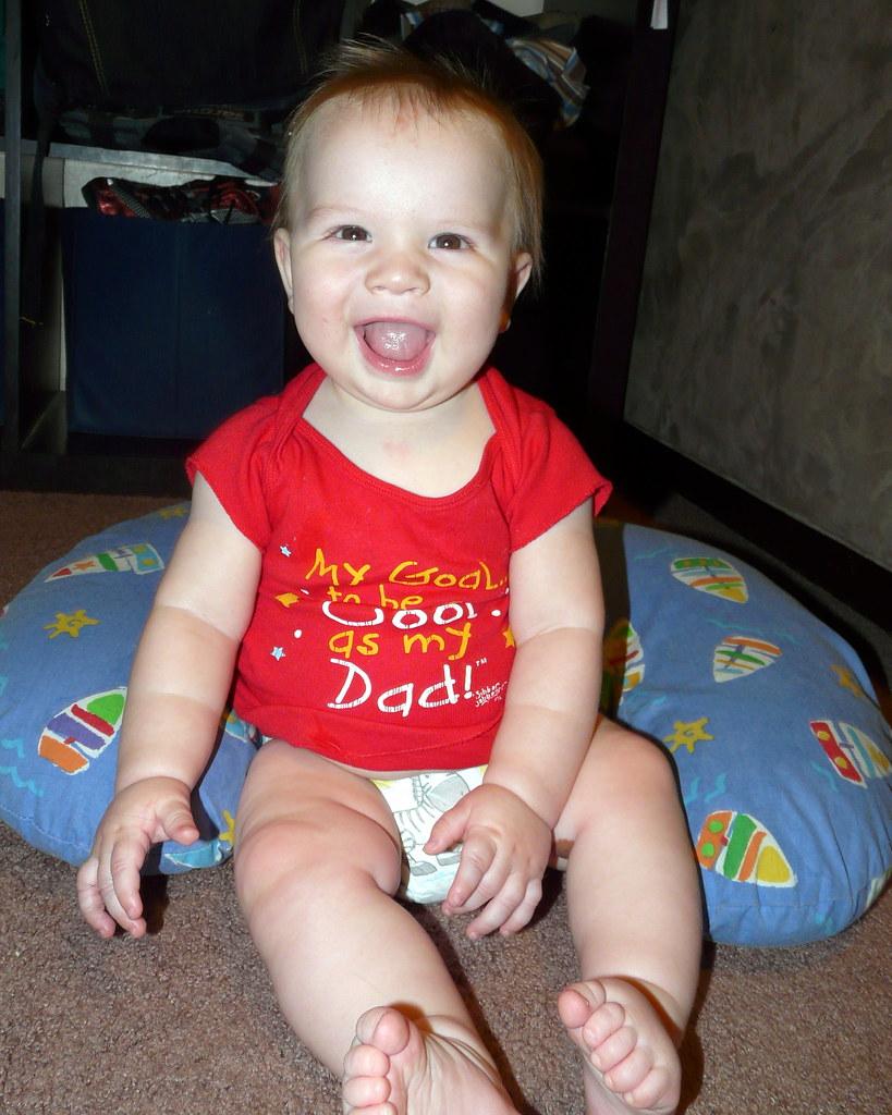 Ollie @ 7 months
