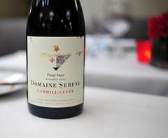 Domaine Serene Pinot Noir, Willamette Valley, Yamhill Cuvee, 2007