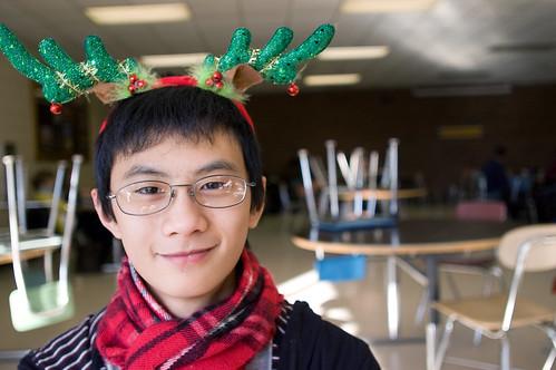 Reindeer Self