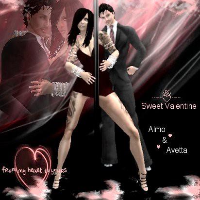 Almo & Avetta Valentine 2010