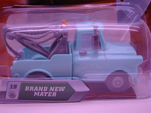 Disney CARS Lenticular  brand new mater (2)