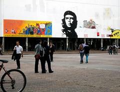 Plaza de Che Guevara, Universidad Nacional, Bogota
