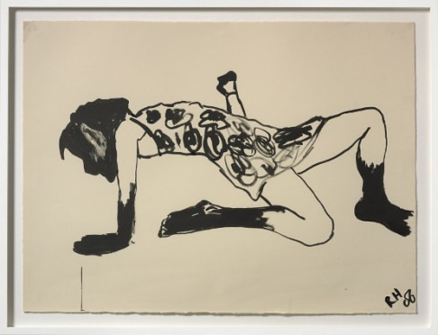 Rachel Howard: Untitled Drawing 5 (2007)