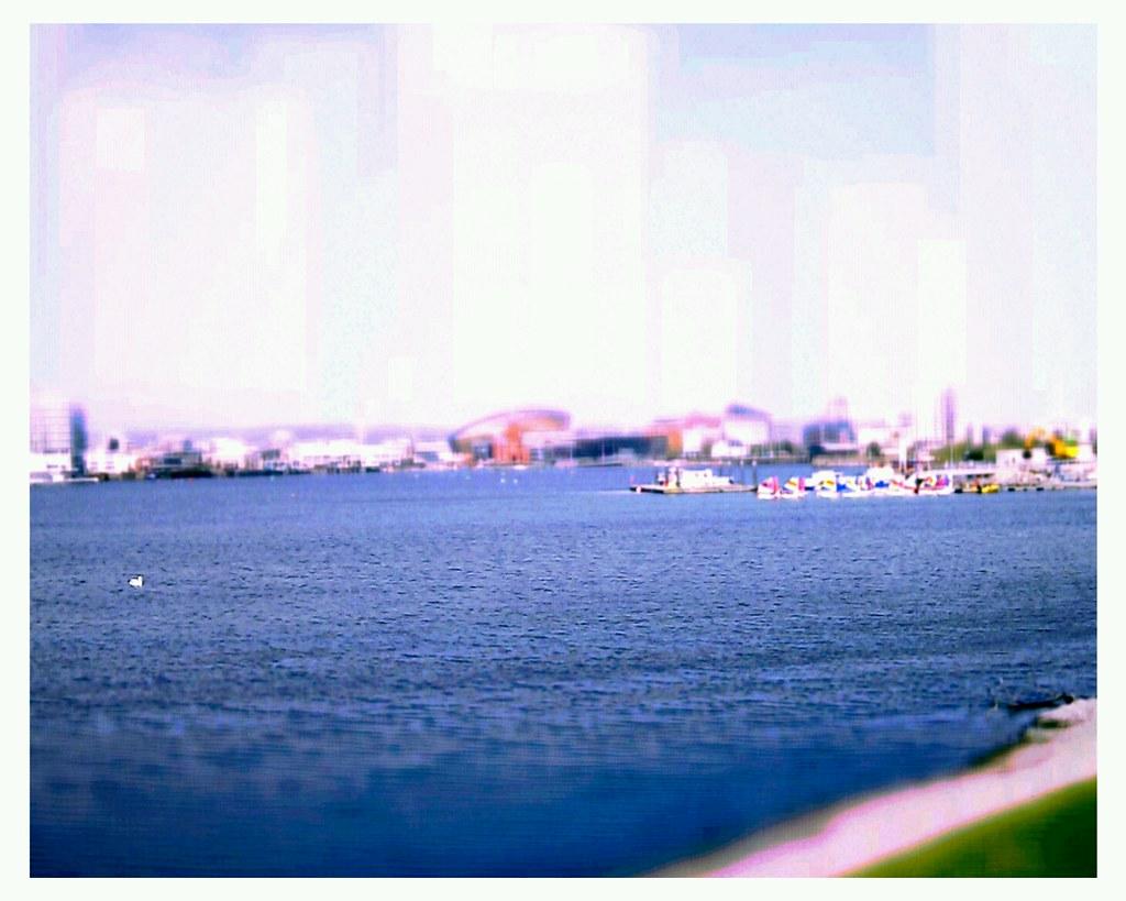 HTCDesire-Cardiff Bay
