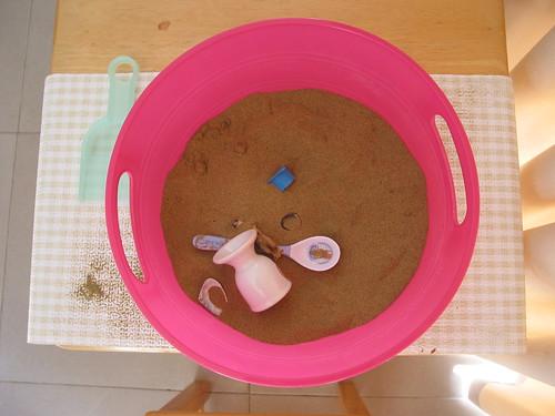 Sand Tub