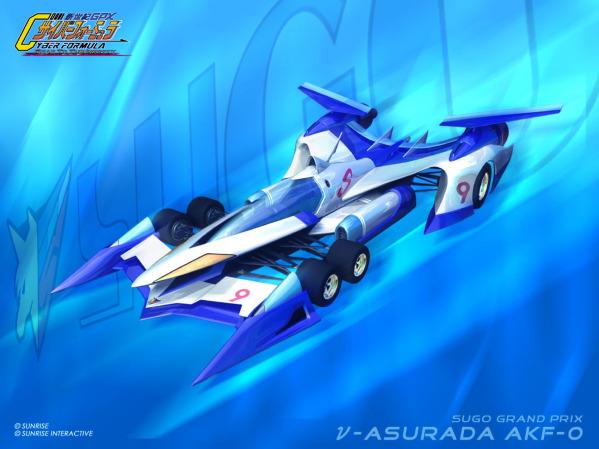 懷舊卡通 - 閃電霹靂車 - lleme2233的創作 - 巴哈姆特