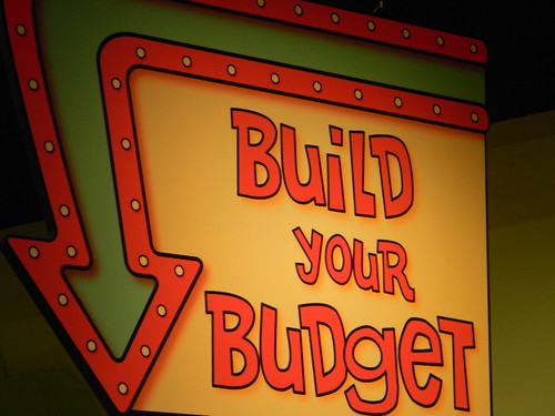 Build your budget
