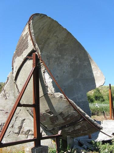 30 ft sound mirror, Hythe