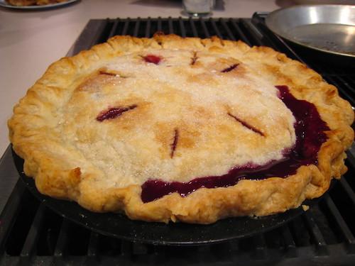a perfect cherry pie