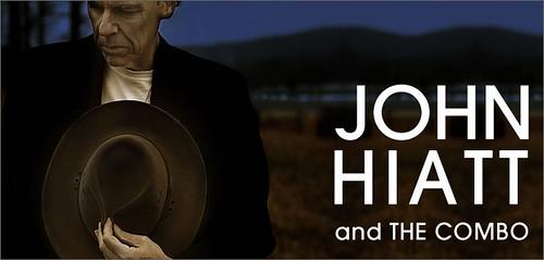 JOHN HIATT AND THE COMBO