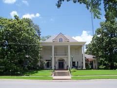 Corley Funeral Home, Coriscana, Texas