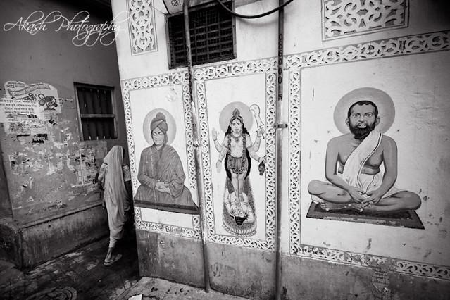 In the street   Kolkata