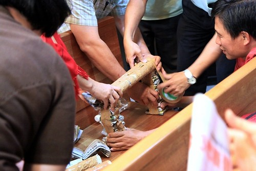 Ice-breaking - A team building task