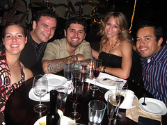Carolyn, Mario, Miriam, Nestor w/ Ludo