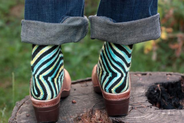 Skew Heels