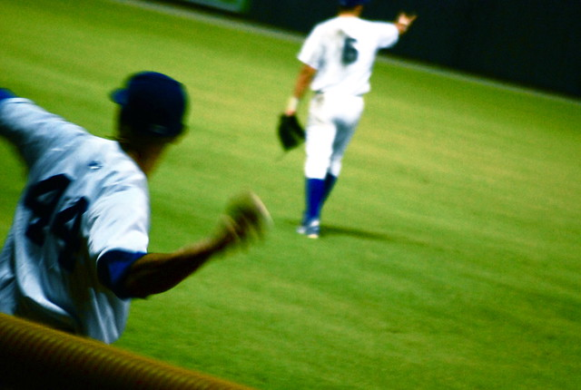 baseball: bristol white sox @ burlington royals
