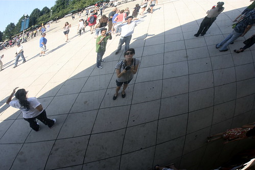 The Bean/ Cloud Gate