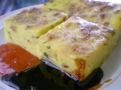 Steamed pumpkin cake - Penang style 1