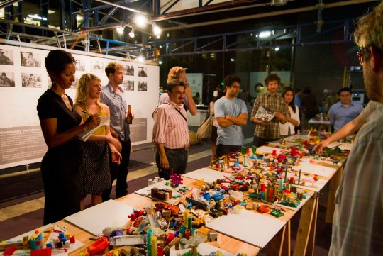 From: Interactive planning workshop at the center of Moving Beyond Cars event