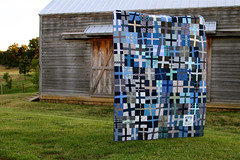 Trudy's Arse Kicking Quilt [Finished!]