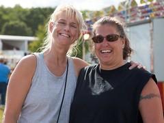 Heidi and Jodi