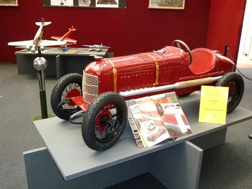 Mostra Alfa Romeo 223