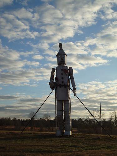 Jim Bird's Tin Man, Forkland AL