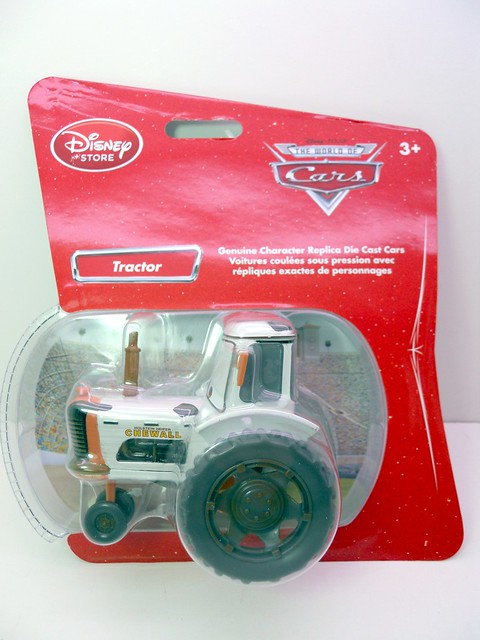 disney store cars tractor white (1)