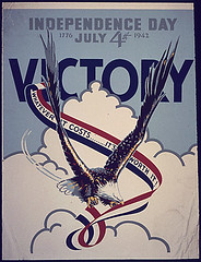 "Independence Day July 4th ""Victory."""