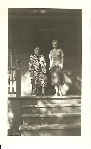 Vera and Sarah Elstein