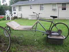 DIY boxbike