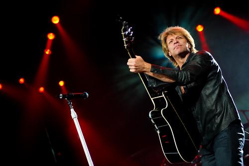 Bon Jovi por Calgary Stampede.