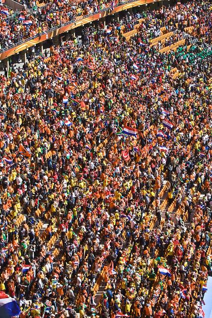 Oranje Army!!