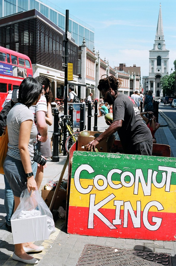 coconut king