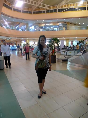 me @ Robinsons Starmills Pampanga
