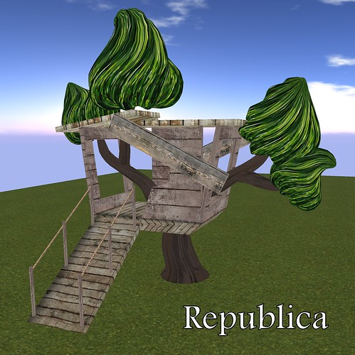 SL House & Garden Hunt - Republica