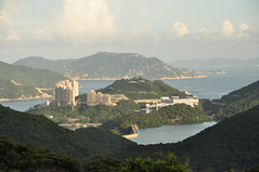 Hong Kong Island South View
