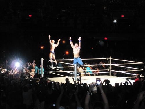 John Cena vs. Wade Barrett