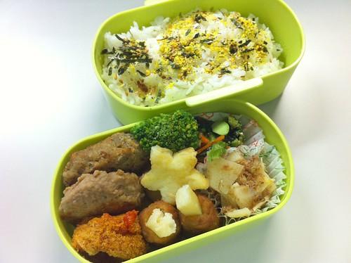 今日のお弁当 - 20100826